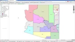 How to find GPS coordinates of land in Apache County AZ