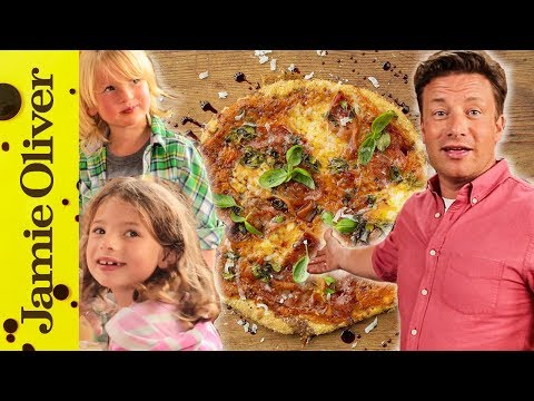 Family Pizza: Buddy Making Pizza