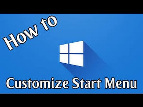 How to Change Your Start Menu and Button (Windows 10) - Custom Start Button
