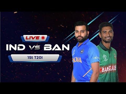 🔴 India Vs Bangladesh, 1st T20I - Live Cricket Score    4NT Update    Live Stream