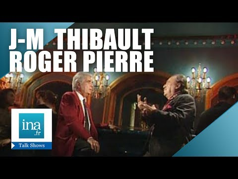 """Jean-Marc Thibault face à Roger Pierre """"Star by Star"""" 