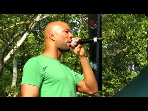 Gil Scott-Heron & Common, My Way Home, Central Park Summerstage, NYC 6-27-10 (HD)