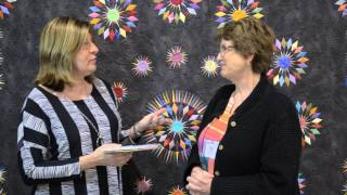 Gail Stepanek & Jan Hutchison - 1st Place, Traditional Bed Quilts - Aqs Quiltweek Phoenix 2014
