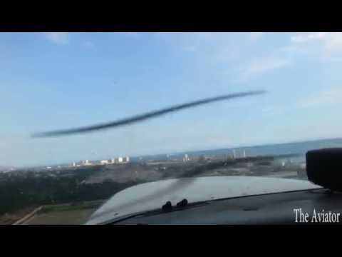 Private Pilot Flight Training, Lesson #2 Slow Flight Power off Stalls Steep Turns