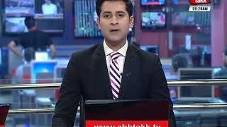 Rohail Intikhab Abb Takk TV CM Murad Ali Shah Breaking