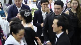 Свадьба певицы Шаба Аденкул