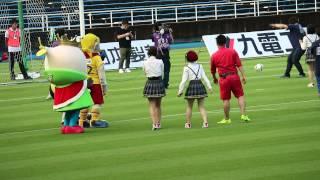 7月8日(水) J2第22節 アビスパ福岡 vs. ギラヴァンツ北九州 太田奈緒・...
