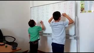 Обучение ментальной арифметике для преподавателей