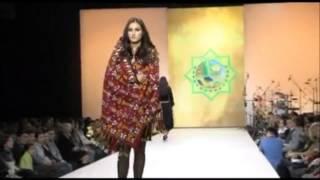 Туркменское национальное свадебное платье  фото и видио