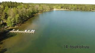 Littoisten järvi 2018 - 14.5. & 16.7.