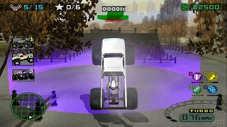 Monster 4x4: Masters of Metal PS2 Gameplay HD (PCSX2)