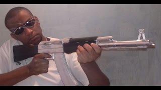 WIE man EINE AK-47 - Wie man eine AK47