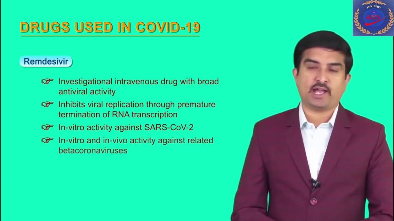Coronavirus Treatment Options | Relation Between Drugs & Corona Virus | BNN