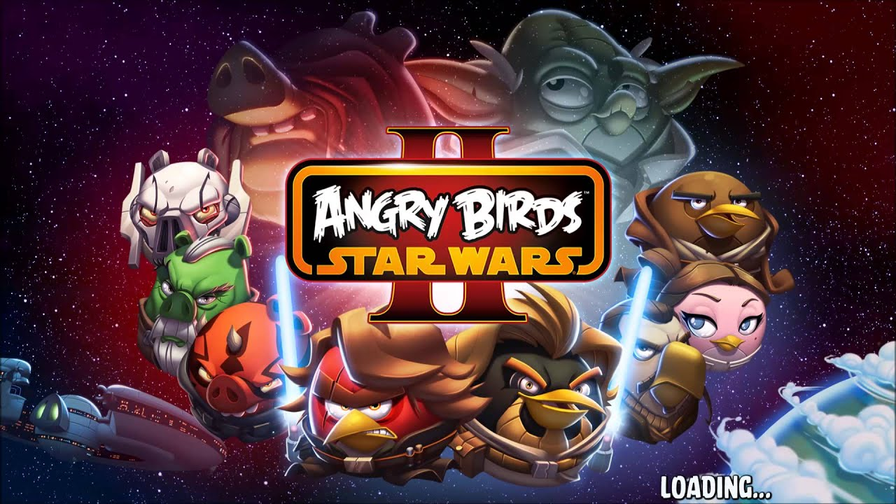 angry birds star wars 2 light side background music