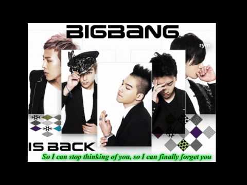 (Eng sub) Love Song - Bigbang
