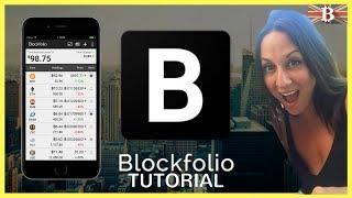 blockfolio Tutorial: How to use Blockfolio to track crypto assets