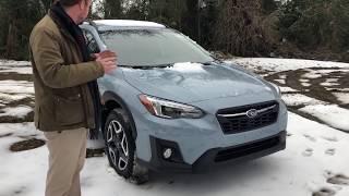 2019 Subaru Crosstrek 2.0i Limited Overview