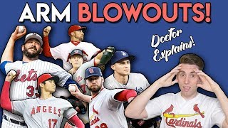ARM BLOWOUTS! Doctor Intro to UCL and Tommy John Surgery