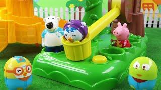마법으로 구슬이 되버린 뽀로로와 크롱! 진실의 방에서는 과연 무슨일이? ❤ 뽀로로 장난감 애니 ❤ Pororo Toy Video | 토이컴 Toycom
