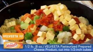 Velveeta Cheesy Chicken Rotini