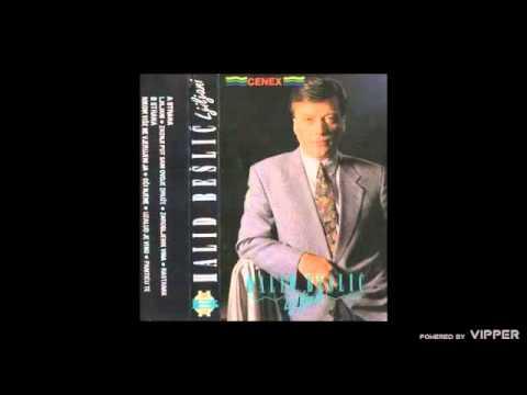 Halid Beslic - Zadnji put sam ovdje druze - (Audio 1991)