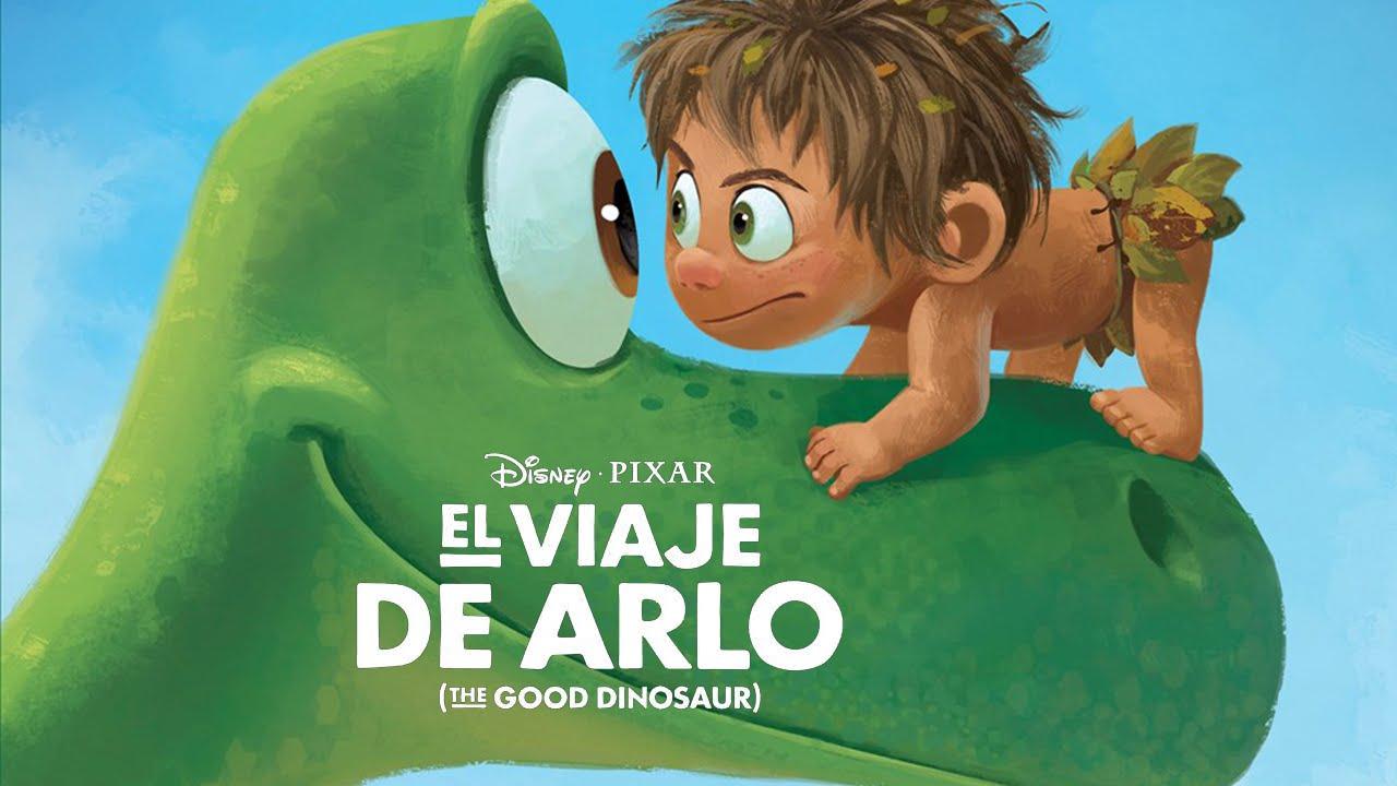 Un Gran Dinosaurio: El Viaje De ARLO