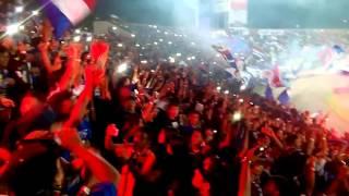 Kemenangan Arema Vs persib dibali island cup 2016