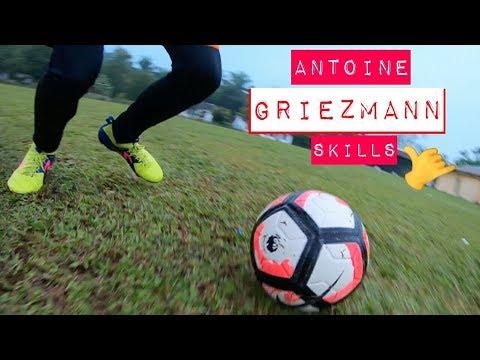 Belajar GRIEZMANN Skills | Cara Bermain Seperti Antoine Griezmann