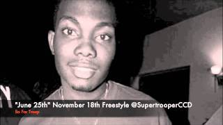 Drake November 18th (June 27th original)  Freestyle  - June 25th by Troop