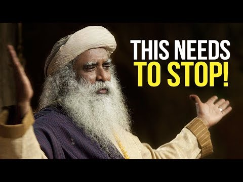 Sadhguru's Life Advice Will Leave You SPEECHLESS | One of the Most Eye Opening Speeches Ever