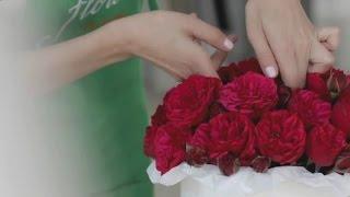 Заказ и доставка цветов в Москве(Flora Delivery - Доставка свежих цветов в вазе и в подарочной коробке! Мы работаем только с самыми качественными..., 2015-09-01T21:19:33.000Z)