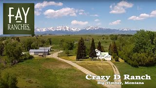 SOLD | Montana Ranches for Sale | Crazy D Ranch | Fay Ranches