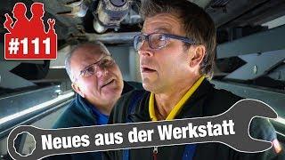 Mazda MX-5 - Bremsleitungen verrostet! | Opel-Corsa-Anlasser dreht nicht |Jürgens Stethoskop-Trick
