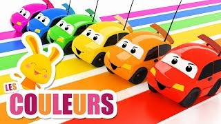 Colors Cars Children French - Learning French Colors