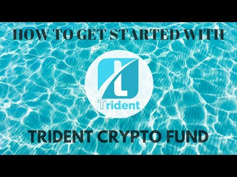HOW TO EASILY GET STARTED WITH TRIDENT CRYPTO FUND