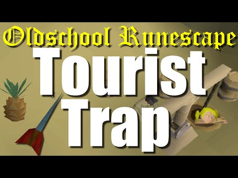 OSRS Tourist Trap Quest Guide
