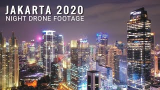 Jakarta City 2020, Drone Footage Capital Of Indonesia