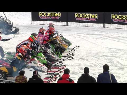 CSRA Rockstar Energy Snowcross Day 2 Series Finale