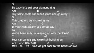 Luckenbach Texas (Guitar Play Along   Chords & Lyrics)