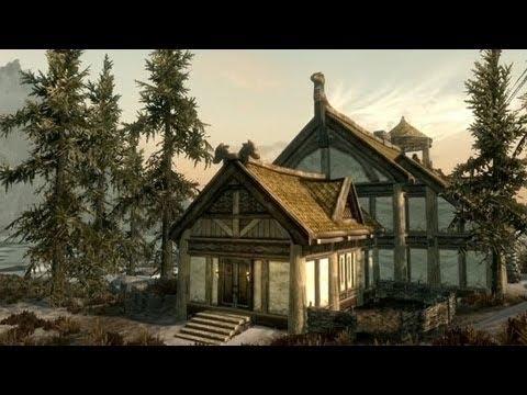 Skyrim hearthfire best house options