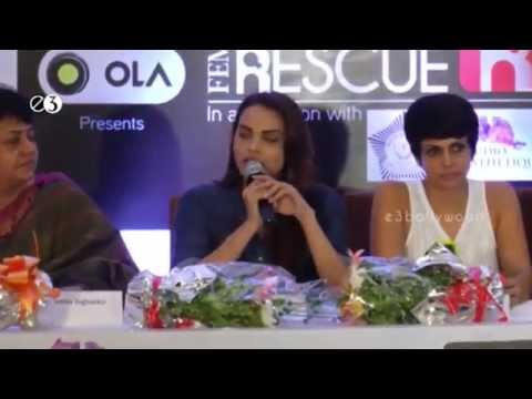 LAUNCH WOMEN SAFETY SUMMIT & THE ANDROID VERSION OF THE FEMINA