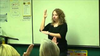 American Sign Language Class Week 4 Chapter Five Vocabulary