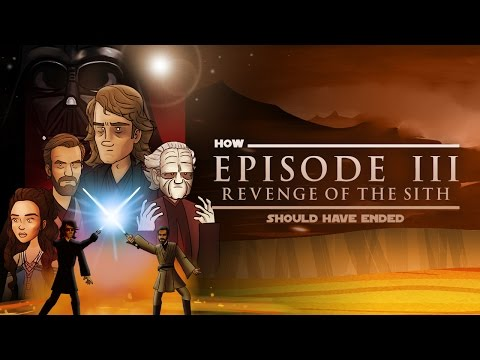How Star Wars Revenge Of The Sith Should Have Ended