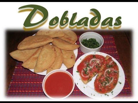Receta Dobladas Guatemala