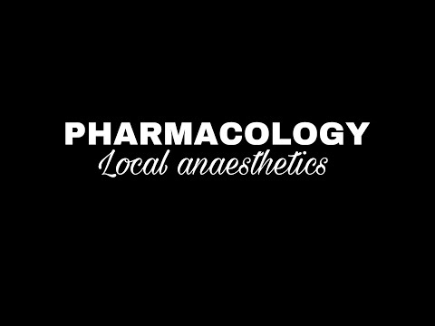LOCAL ANAESTHESIA