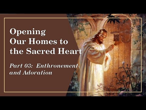Part 3: Enthronement and Adoration | The Father Couture Series