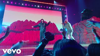 Download Justin Bieber, The Kid LAROI - STAY (Live From The MTV VMAs / 2021)