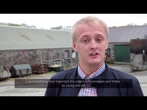 Ben Lake: the future for Ceredigion