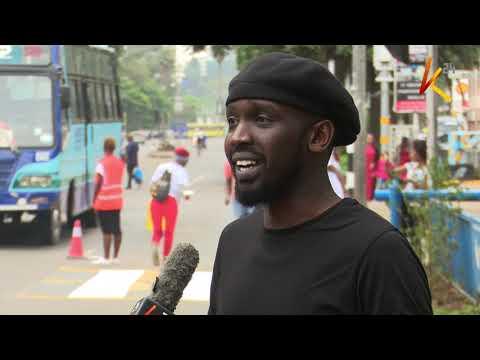 MY MARK, MY CITY: Artists make Nairobi colorful