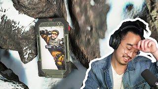 I found the secret Mirage phone call EASTER EGG! (super sad) Apex Legends